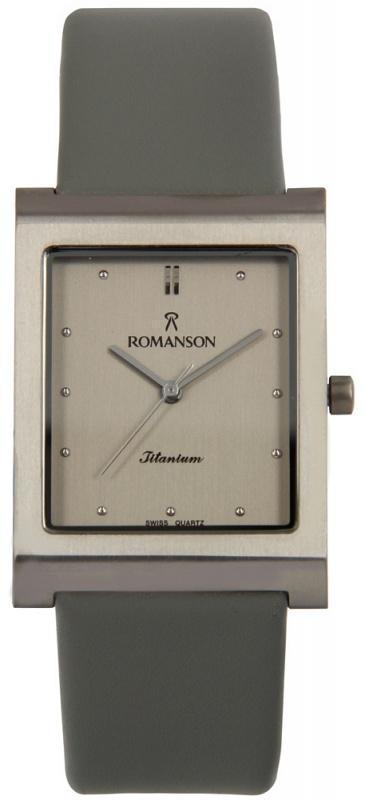 Наручные мужские часы Romanson DL0581SMWH GREY оригинал