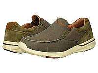 dbe50dcabcd5 Слипоны Skechers Relaxed Fit®  Elent - Olution Olive - Оригинал