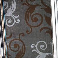 Ковёр Daffi вензеля -серый 2.00х3.00 м., фото 1