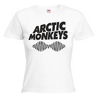 """Женская футболка """"Arctic Monkeys"""""""