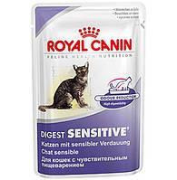 Royal Canin Digest Sensitive в соусе (чувствительное пищеварение) для кошек