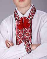 Вышитая сорочка на мальчика 86-152 рост, фото 1