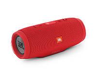 Bluetooth колонка JBL Charge 3+ красная, фото 1