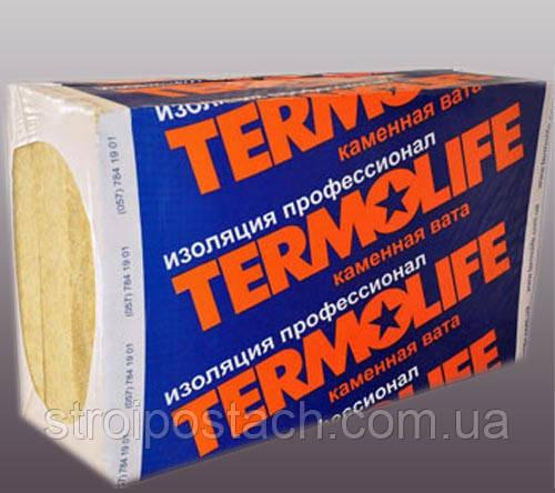 Термолайф Фасад 50 мм 2,4 кв.м./уп 145кг/куб.м.