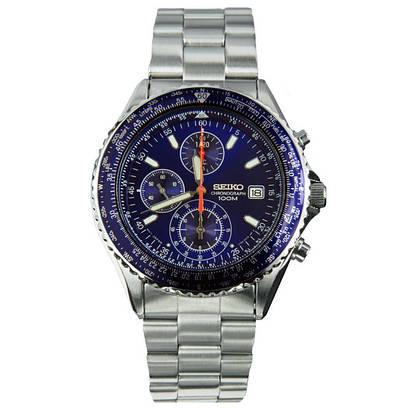 Часы мужские Seiko Solar Chronograph SE-SND255