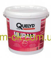 QUELYD MURALE- универсальный клей для стеновых покрытий * ведро 10 кг