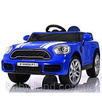 Детский электромобиль Bentley M 3806 EBLR-4