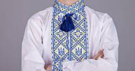Вышитая сорочка на мальчика 158-170 рост, фото 1
