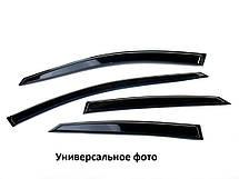 Вітровики Пежо 2005   Дефлектори вікон Peugeot 206 Sd 2005