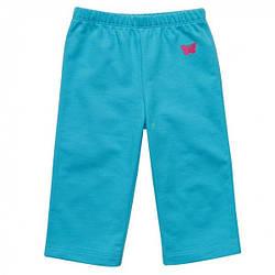 Штанишки для девочки голубые Carter's