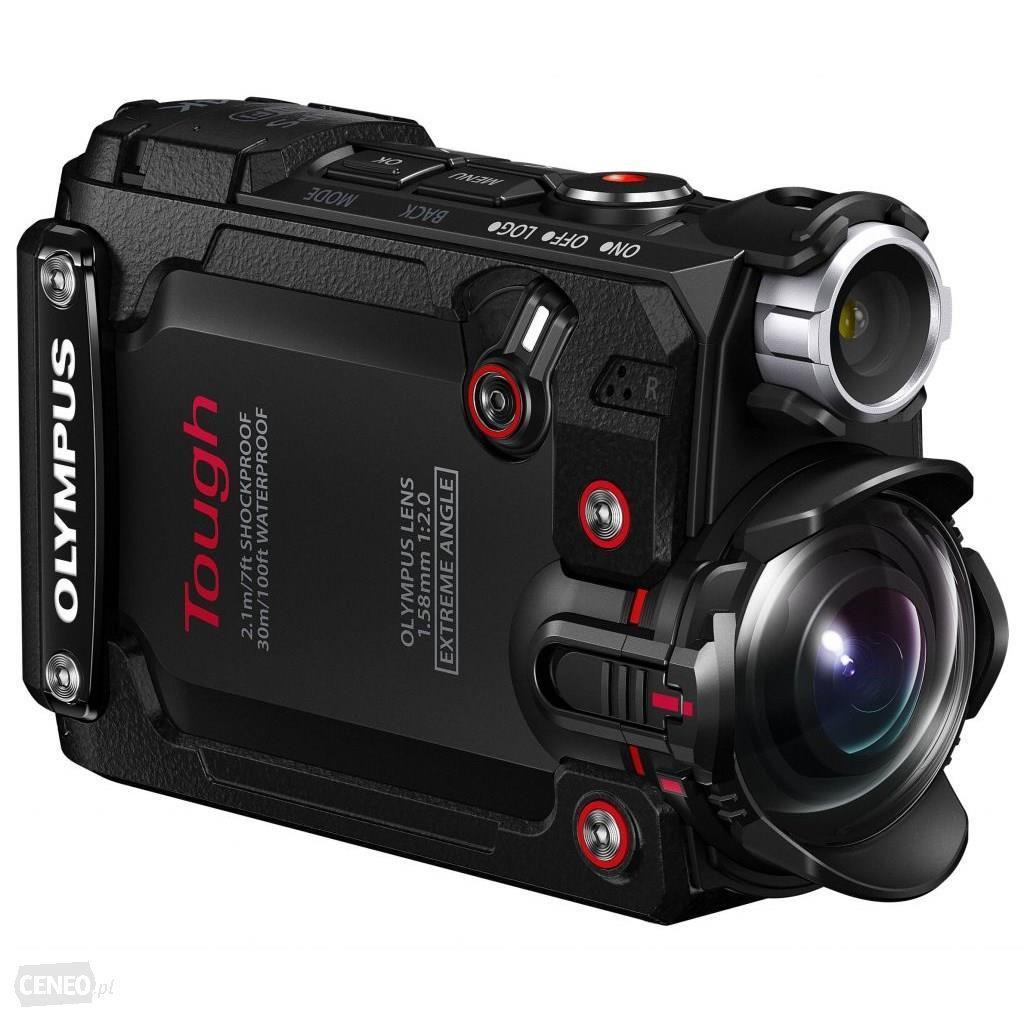 Екшн камери Olympus TG-Tracker Black (V104180BE000)