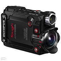 Екшн камери Olympus TG-Tracker Black (V104180BE000)