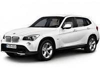 Поперечки на рейлінги BMW X1 E84 (2009-2014)