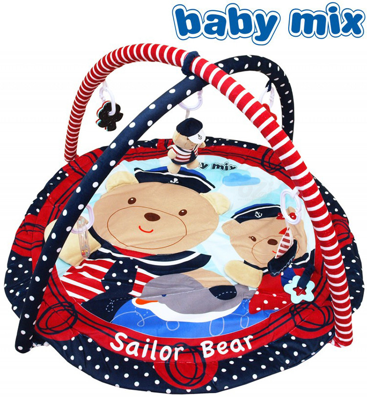 Развивающий коврик Alexis Baby Mix TK/3406C-62104 Матрос