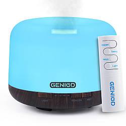 Арома-зволожувач повітря Geniod з пультом керування 500 мл (3013)