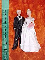 Свадебная фигурка для свадебного торта 11 см(6)
