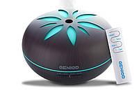 Арома-увлажнитель воздуха Geniod с пультом управления 450 мл темное дерево (3017)