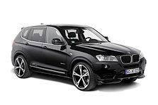 Поперечки на рейлінги BMW Х3 F25 (2010-2014)
