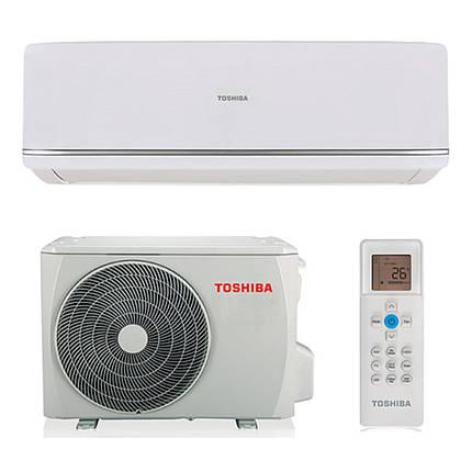 Спліт-система настінного типу Toshiba RAS-18U2KH3S-EE/RAS-18U2AH3S-EE, фото 2