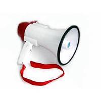Ручной мегафон рупор RD-8S дальность Red