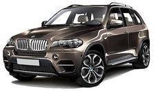 Поперечки на рейлінги BMW X5 E70 (2007 - 2013)
