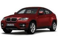 Поперечки на рейлінги BMW X6 E71 (2008-2014)