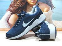 Кроссовки мужские Nike Air Zoom Spiridon репликасиние 43 р., фото 1