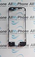 Рамка крепления дисплейного модуля для мобильного телефона Apple iPhone 5S черная