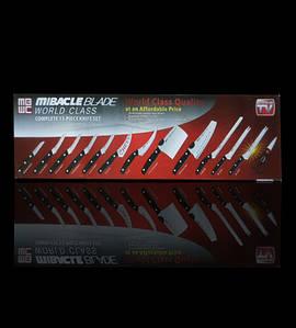 Набор профессиональных кухонных ножей Miracle Blade(КухНож_MiracleBlade-001)