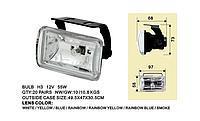 Фары доп. DLAA 1040 RY/H3-12V-55W/97*58mm