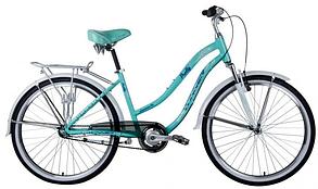 "Велосипед WINNER 26"" PRETTY 16"" бирюза"