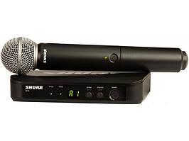 Радіосистема SHURE BLX24/ESM58