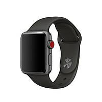 Ремешок для Apple Watch Sport Band 42mm gray (темно-серый)