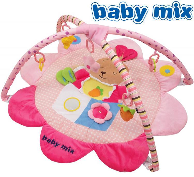 Развивающий коврик Alexis Baby Mix TK/3133C Кролик