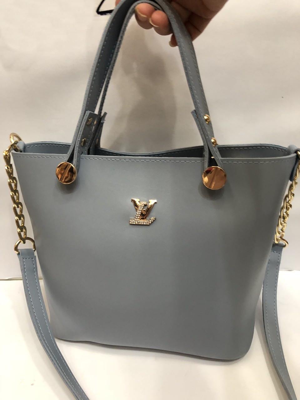 26bb8bf17754 Женская Сумка Louis Vuitton (Луи Виттон), Голубая — в Категории ...