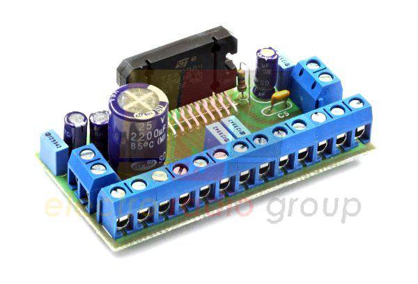 Радиоконструктор K215B (УНЧ 4x40W TDA7386)