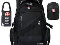 Рюкзак SWISSGEAR 1418 черный