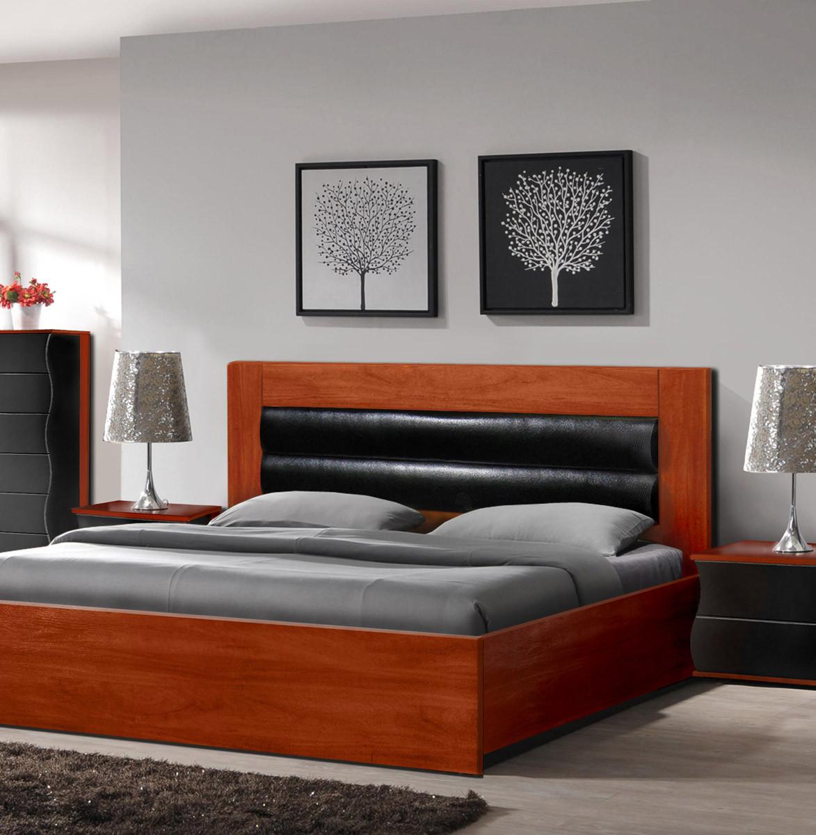 """Кровать 160 """"Наяда"""" от Мастер Форм 160*200"""