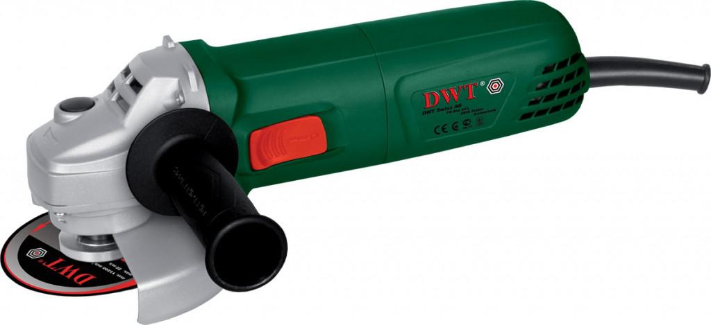 Болгарка DWT WS 08-125 125 мм / 860 Вт 11000 про