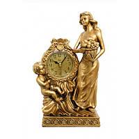 Каминные часы Мама с ребенком Jibo 3530A
