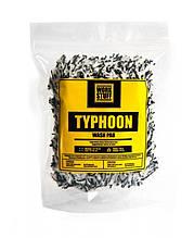 Безопасный пад-мочалка для ручной мойки авто - Work Staff Typhon Wash Pad бело-черная (870012)