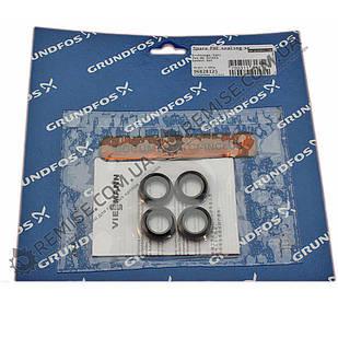 Комплект прокладок пластинчастого теплообмінника Viessmann - 7828747
