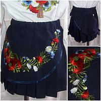 Вышитая юбка для девочек