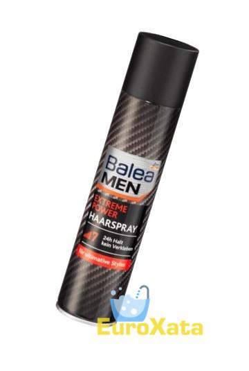 Лак для волос Balea MEN Haarspray extreme power (300 мл) Германия
