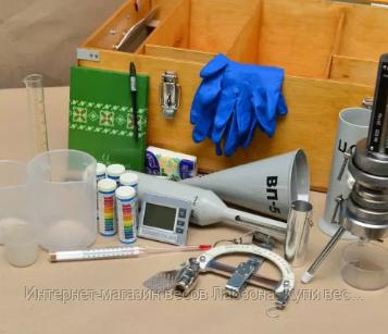 Лаборатория глинистых растворов ЛГР-3