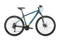 """Велосипед SPELLI SX-5900 650B (19"""") черно синий"""