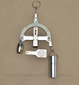 Прибор для определения удельного веса бурового раствора ВПВ-01