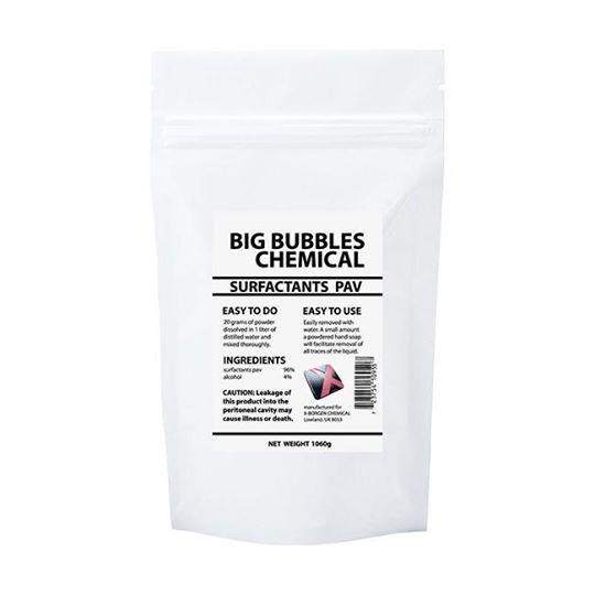 Концентрат жидкий для раствора гигантских мыльных пузырей «BIG BUBBLES CHEMICAL» [530 гр.]