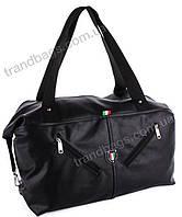 Дорожная сумка 004 black купить недорого дорожную сумку искусственная кожа