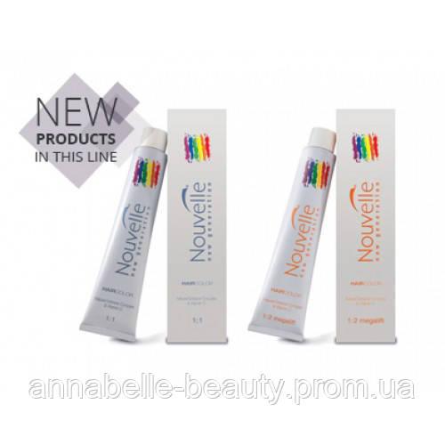 Nouvelle Hair Color Крем-краска для волос 100мл